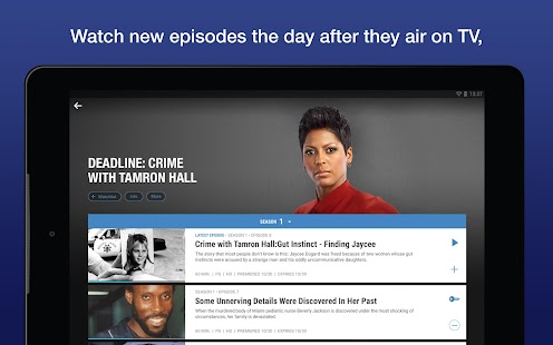 Investigation Discovery GO- screenshot thumbnail