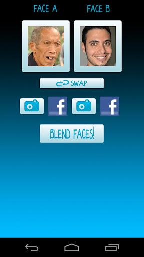 Face Blender free screenshot 2