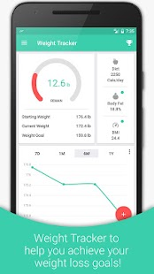 Download BMI and Weight Tracker For PC Windows and Mac apk screenshot 1