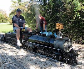 Photo: Stephen Balkum and Nick Hitzfelder    SWLS at HALS 2009-1107