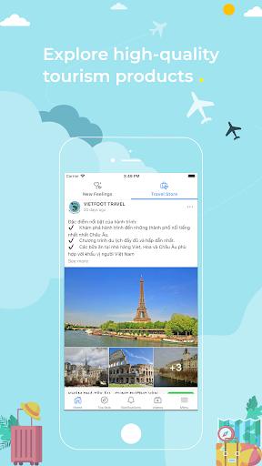 Astra - Travel Social Network screenshot 2