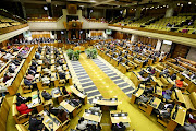 Thursday's state of the nation address will cost millions less than in previous years. File photo.