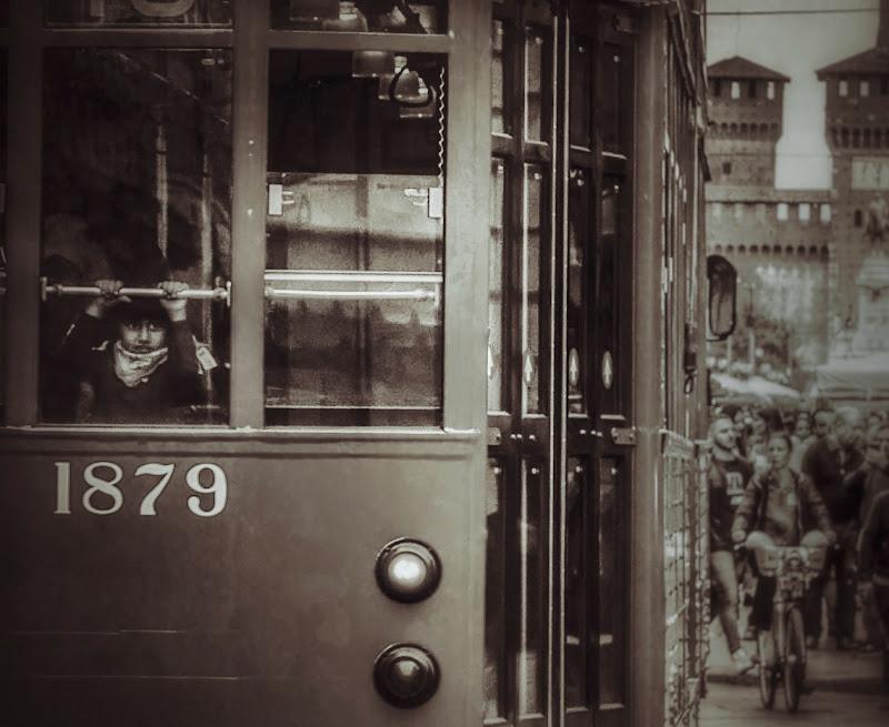 Viaggio in tram  di gnuc