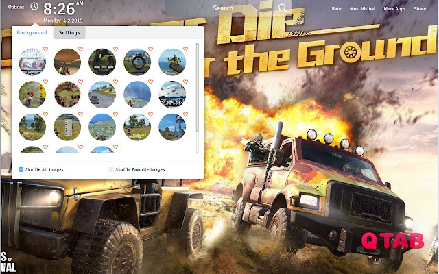 Rules Of Survival Wallpapers New Tab Theme