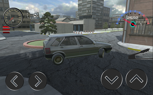 Car Similation Game 3D HD 7.2 DreamHackers 2