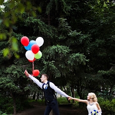 Wedding photographer Viktoriya Klimova (Kimova). Photo of 10.10.2017