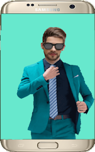 Man HairStyle Photo editor  , mustache , suit 2018 - náhled