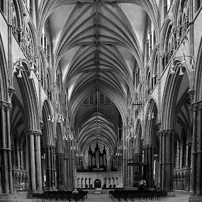 by Jon Sellers - Buildings & Architecture Places of Worship