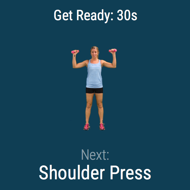 Personal Trainer: Home Workout- screenshot