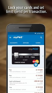 myPOS™- screenshot thumbnail