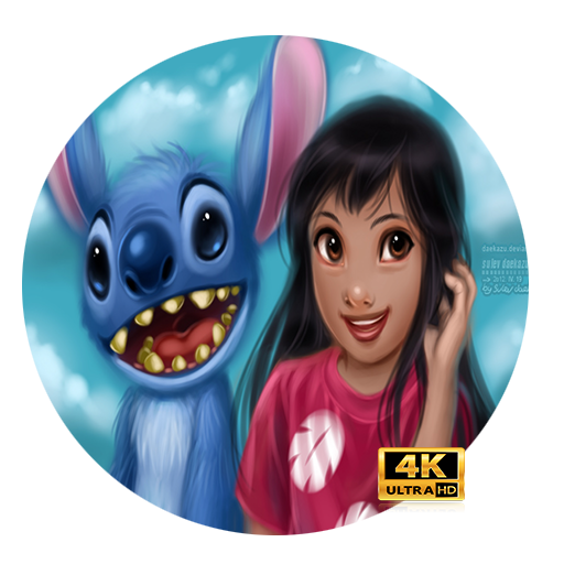 Wallpapers for lilo and Stitch HD (app)