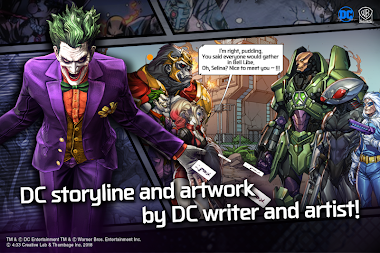 DC: UNCHAINED APK screenshot thumbnail 8