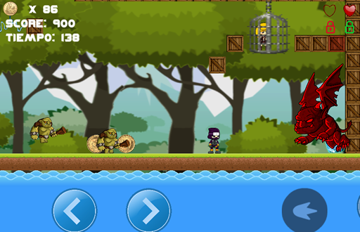Ninja vs Ogros 1.0.4 {cheat|hack|gameplay|apk mod|resources generator} 3