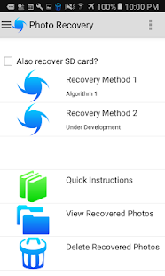The Recovery App- screenshot thumbnail