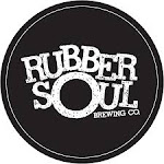 Logo for Rubber Soul Brewing Co.