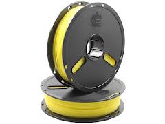 PolyMaker PolyPlus PLA Translucent Yellow - 3.00mm (0.75kg)
