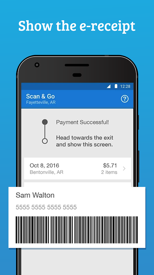 Sam's Club Scan & Go – Save Money And Save Time- screenshot