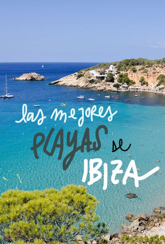 mejores calas y playas de Ibiza