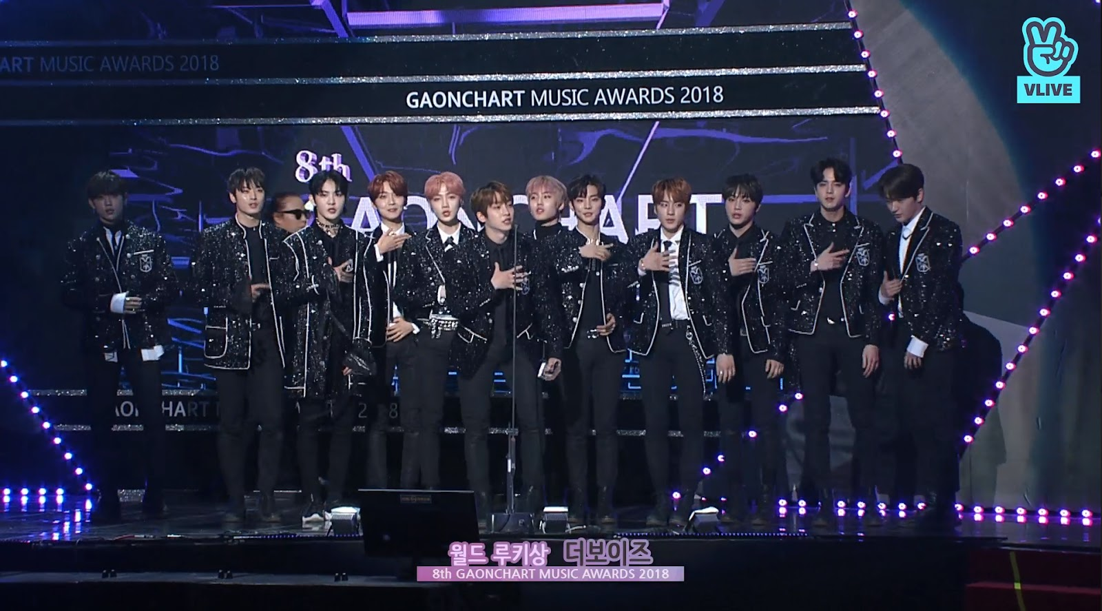 Here Are All The Winners From The 2019 Gaon Chart Music Awards