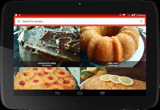 Cake Recipes 26.1.0 screenshots 9