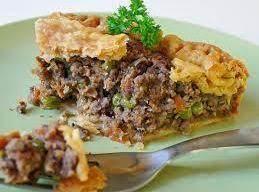 Spoon Bread Meat Pie Recipe