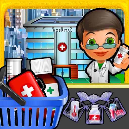 Cash Register Hospital Duty (game)
