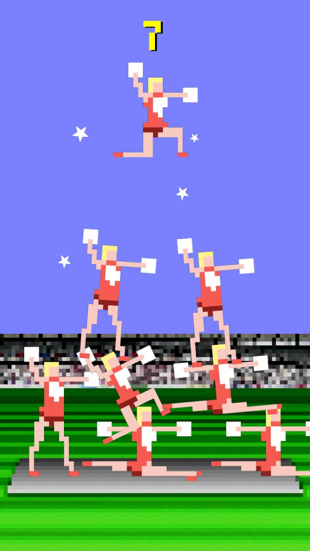 Скриншот Cheerleading