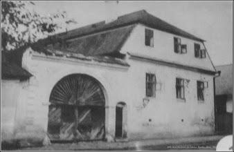 Photo: Casa Dr. Ioan Ratiu - inainte de anul 1945 -  sursa Muzeul de Istorie din Turda - 2015.08.30