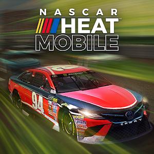 NASCAR Heat Mobile 3.0.9 APK+DATA MOD