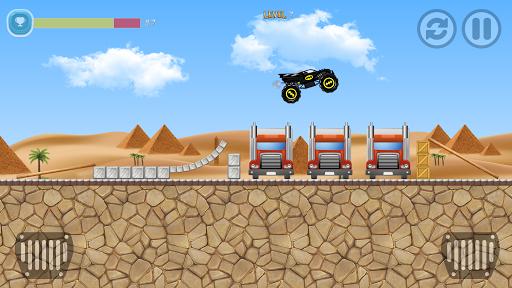 Monster Truck unleashed challenge racing  screenshots 2