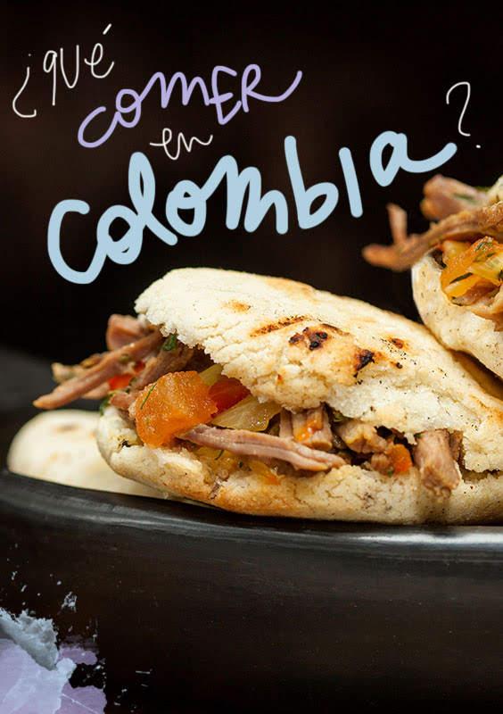 que comer en colombia platos típicos