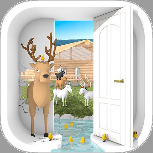 Escape Game: Log House