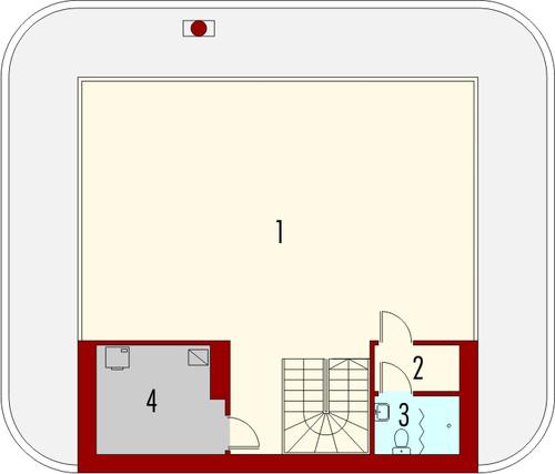 Mirror G2 - Piętro II