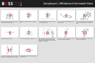 Photo: #Storyboard Law Firm #ExplainerVideo Design by: http://bossvfx.com