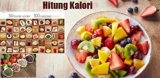 Daftar Kalori Makanan untuk perhitungan diet dan pola makan