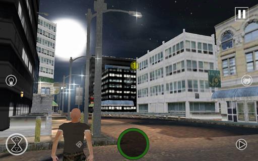 Night Crime City