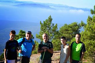 Photo: Llegamos a la cima del Molejón