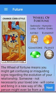 Tarot of Love, Money & Career - Free Cards Reading - náhled