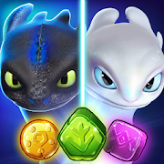 Dragons: Titan Uprising MOD APK 1.4.18 (Enemies Will Not Attack)