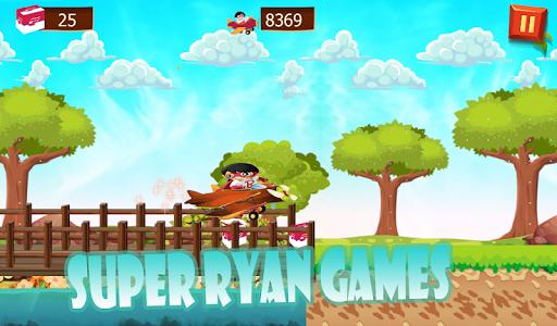 Super Boy Ryan Fly In The Sky hack tool