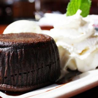 Mexican Molten Chocolate Cakes