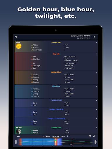 Ephemeris screenshot 19