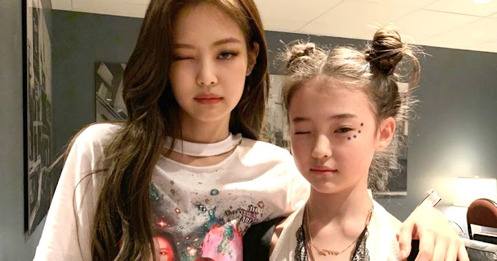 BLACKPINK And Child Model Ella Gross Hung Out In LA And It's