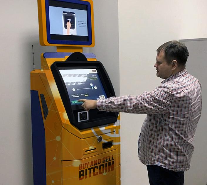 cajeros de Bitcoin en El Salvador