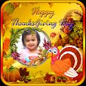 Thanksgiving Day Photo Frames icon