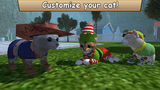 Cat Simulator - Animal Life android2mod screenshots 8