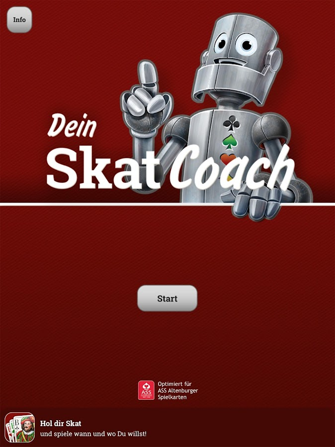 Skat Coach- screenshot