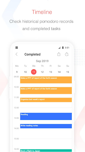 Focus To-Do: Pomodoro Timer & To Do List 10.1 Screenshots 6