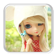 App Cute Doll Live Wallpaper APK for Windows Phone
