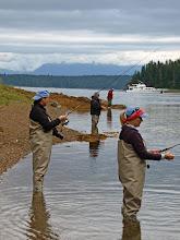 Photo: Fly Fishing the Estuary